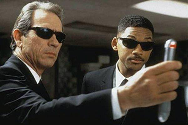 homens de preto 1997