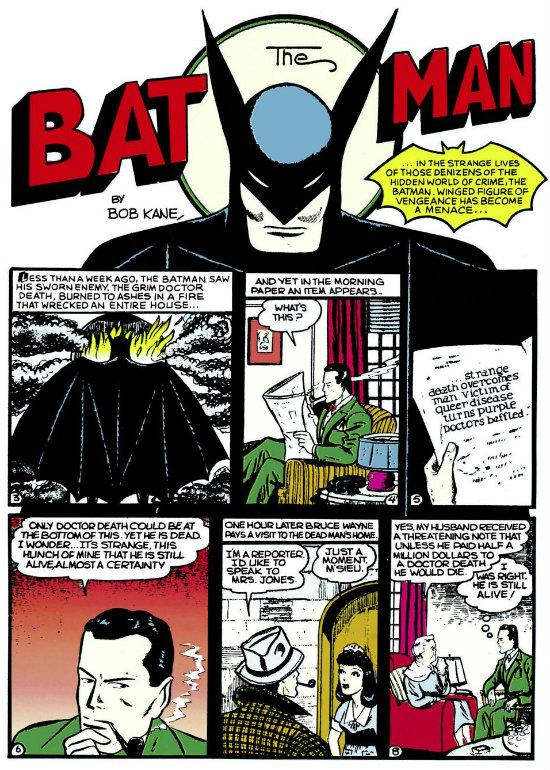batman plano critico detective comics 29