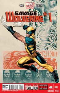 savage wolverine cover 1