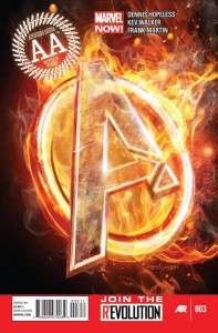 avengers arena 3 cover