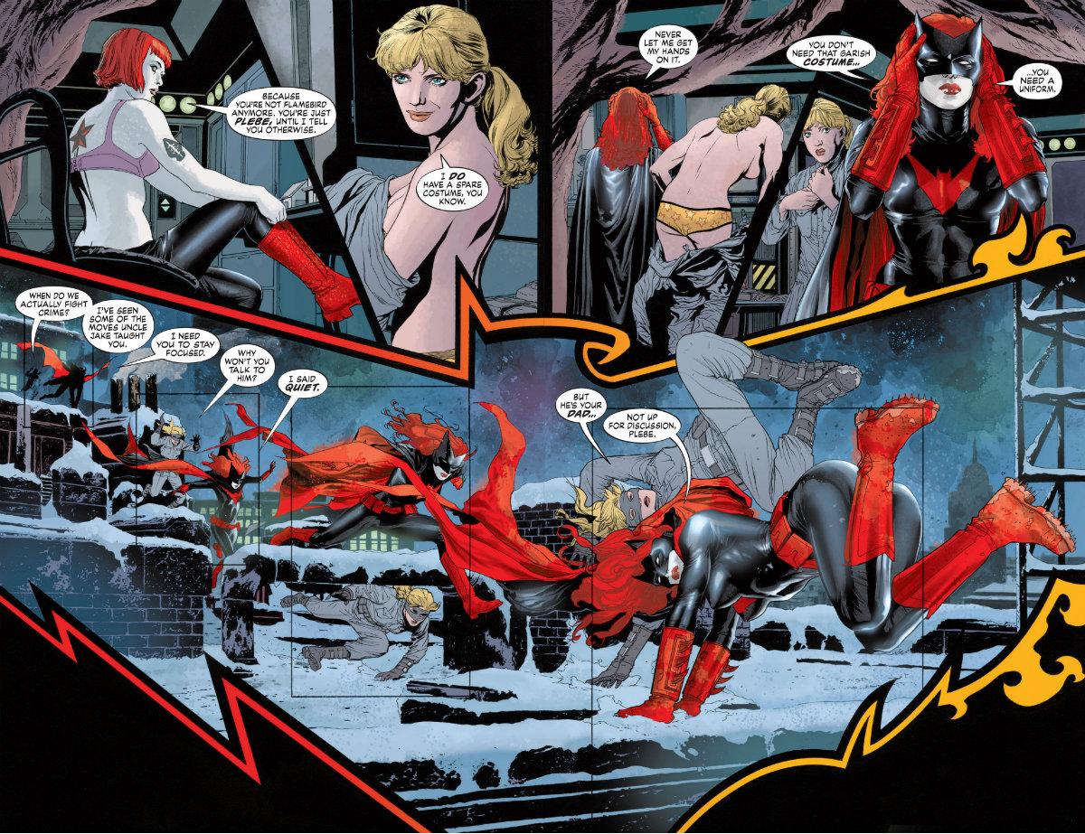 plano critico batwoman hirdologia plano critico
