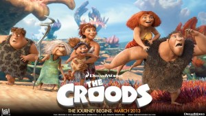 The Croods Movie