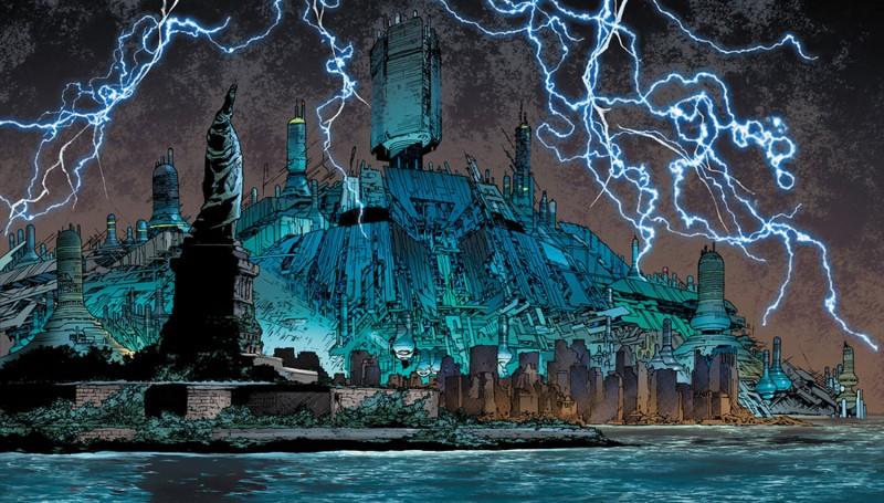 Comics Age of Ultron