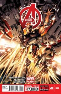 avengers 4 cover