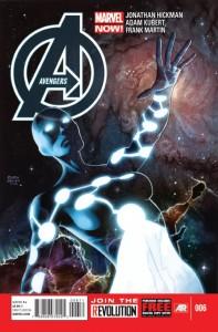 avengers 6 cover