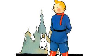 plano critico tintim no país dos sovietes