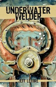 underwater welder cover