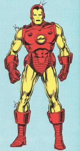 iron man classic armor