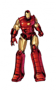 iron man hypergravity armor
