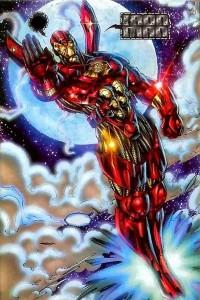 iron man prometheum mk ii
