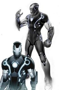 iron man stealth armor mk iv