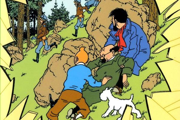 L_Affaire_Tournesol_Les_Aventures_de_Tintin_plano critico o caso girassol as aventuras de tintim plano critico