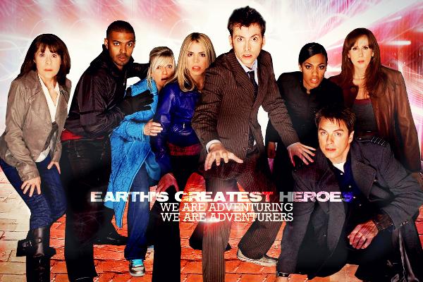 Doctor Who – 4ª Temporada (2008)