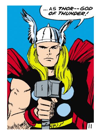 thor 2 thor comics