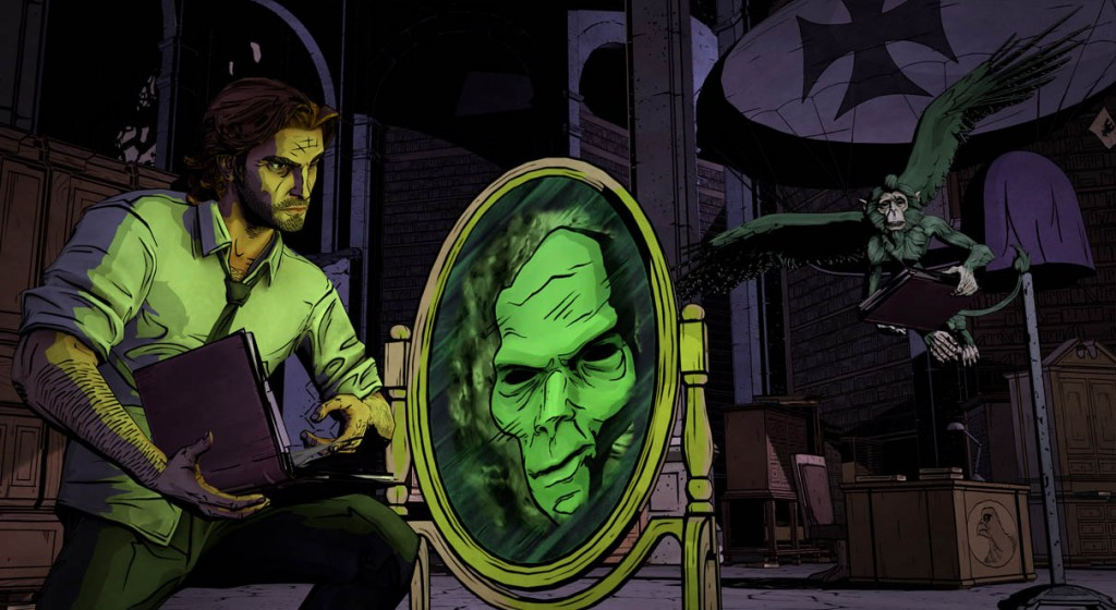 Espelho, espelho meu...
