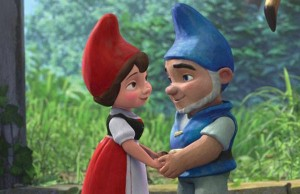 gnomeu e julieta imagem destacada