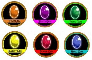 infinity gems