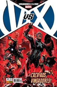 vingadores vs x-men 4