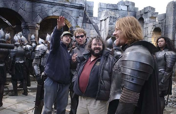 peter jackson lord of the rings 2