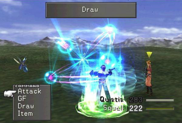 Final-Fantasy-VIII-Combat