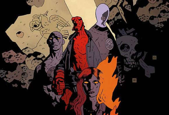 Hellboy 20 anos bprd final