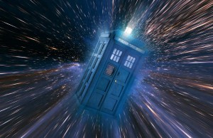 Seven to One, TARDIS, Doctor Who