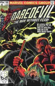 Daredevil 2 - 168 - Elektra final