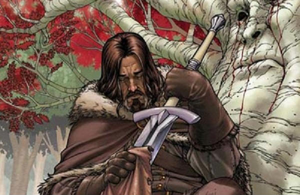 Game of Thrones artwork graphic novel volume 1 final 2