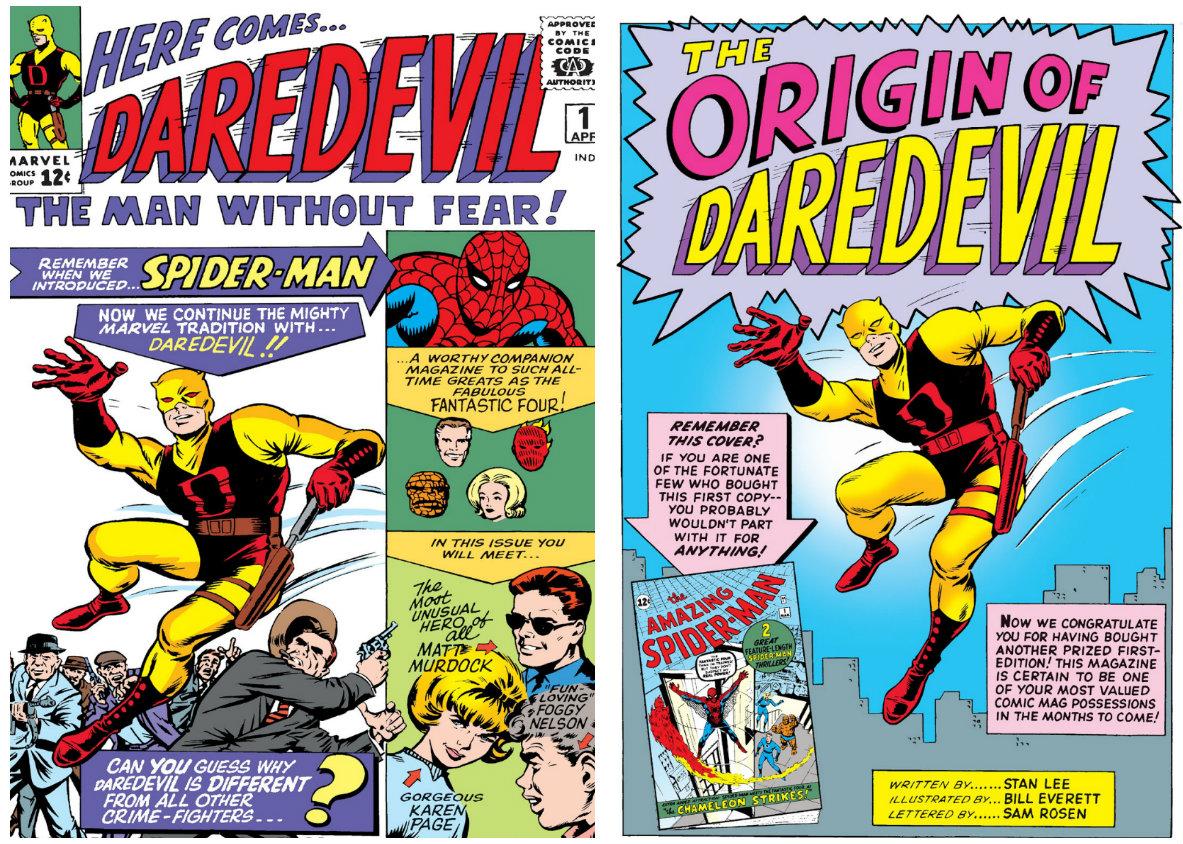 The Origin of Daredevil plano critico demolidor