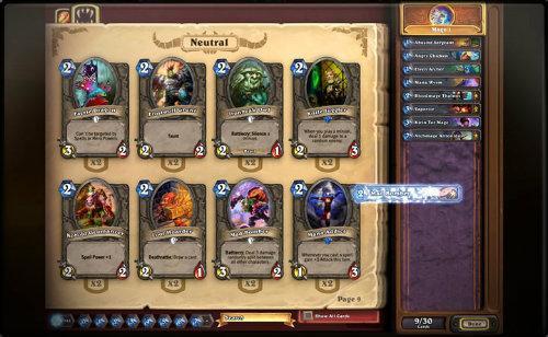 Que tipo de deck você irá montar?