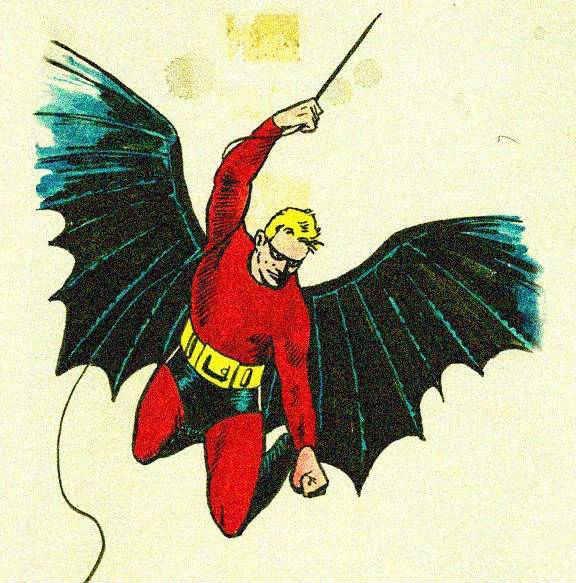 bat-man kane final