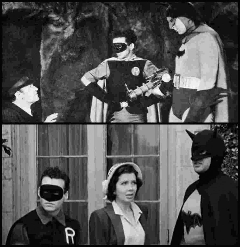 mosaico batman 1943 1949