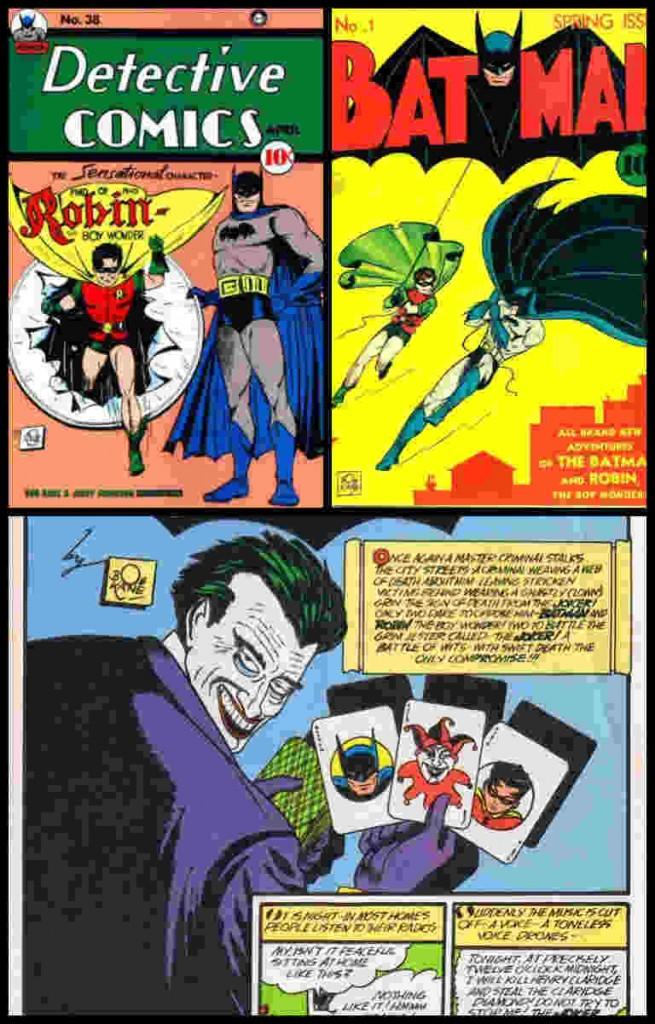 mosaico joker