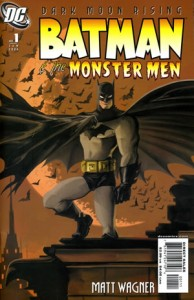 Bat Monster Men cove 1