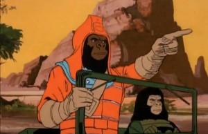 planeta dos macacos serie animada completa