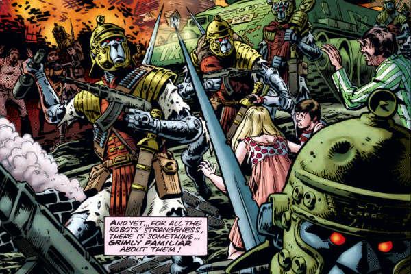 iron legion plano critico