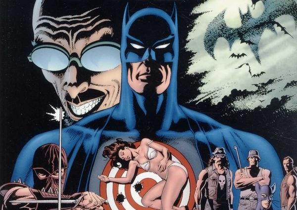 batman prey