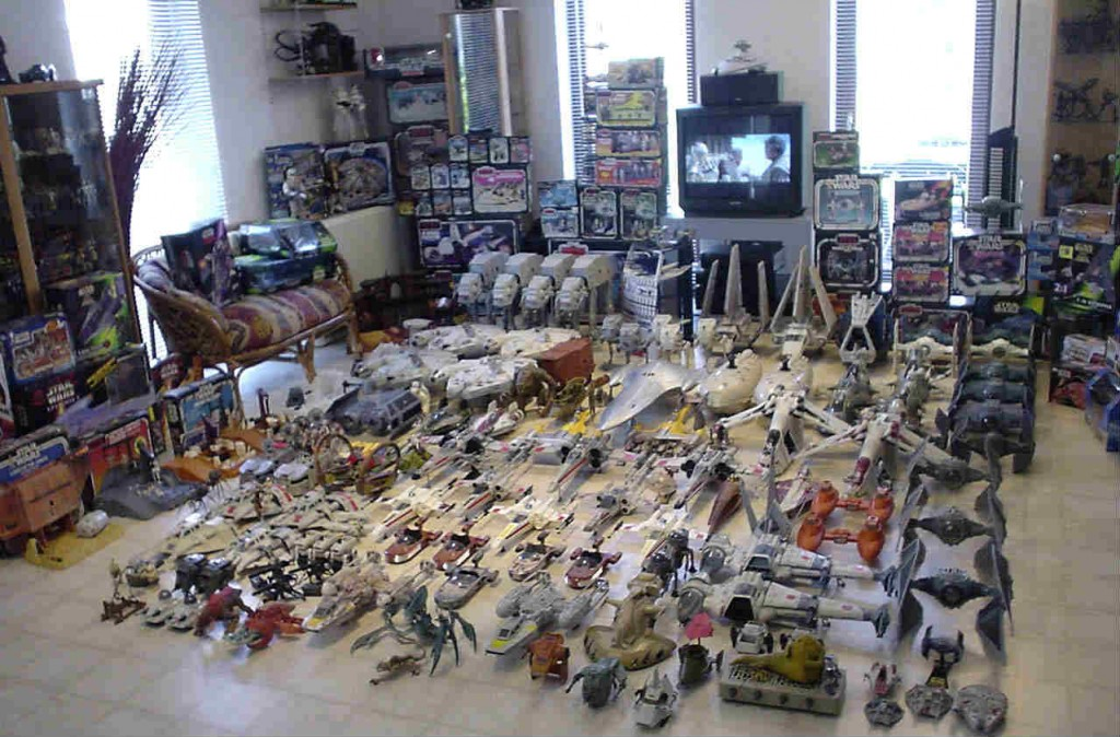 star wars old collection
