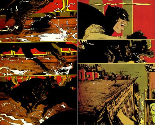 Run Batman, Run!