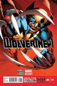 Wolverine hunting season cover