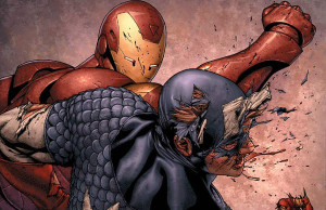 civil war comics