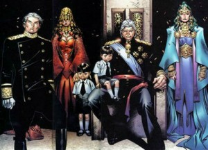 house of m magnus