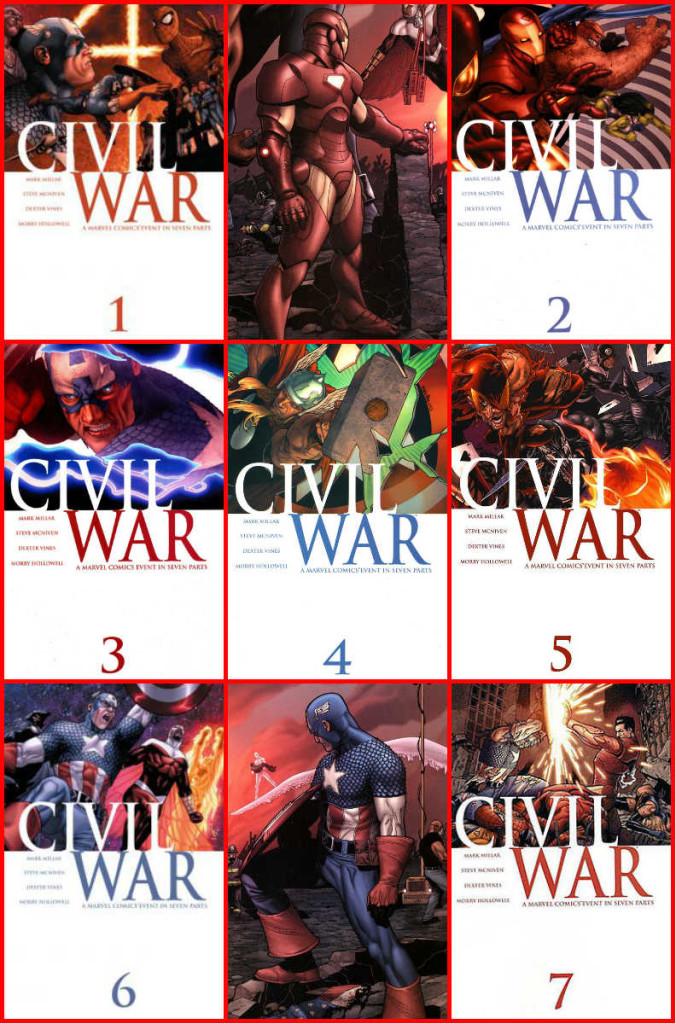 mosaico civil war
