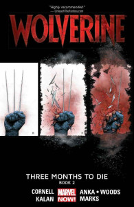 wolverine 3 months to die 2 cover