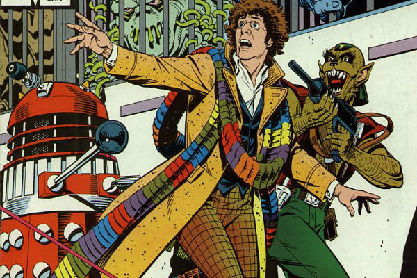 Doctor Who and the Dogs of Doom