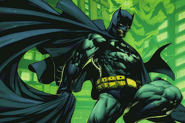 Batman, Jornada do Cavaleiro