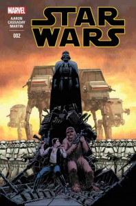 Star Wars #2 capa