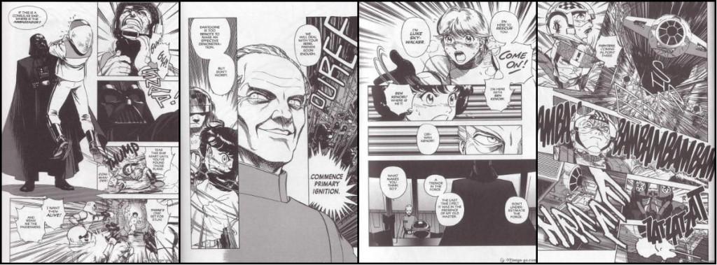 mosaico sw manga pages