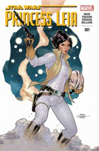 princess leia 1 cover