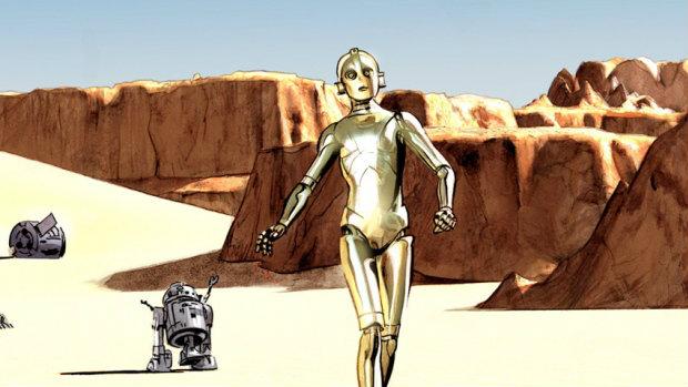 tsw droids